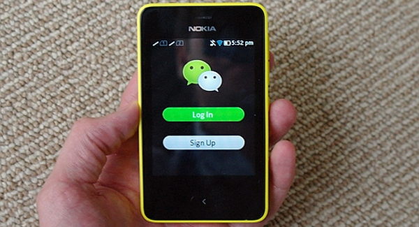 WeChat for Nokia