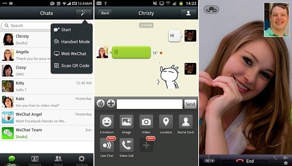 wechat-IPHONE
