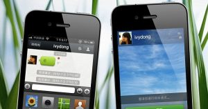 WeChat-iphone-app