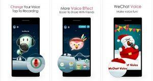 wechat-voice-app