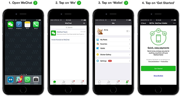 WeChat South Africa Launches Mobile Wallet