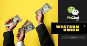 wechat-western-union