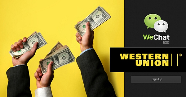 WeChat & Western Union for International Money Transfers