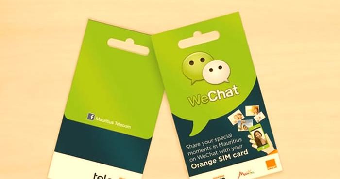WeChat-Go-SIM-card