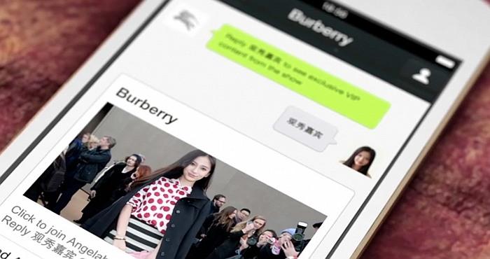 Burberry-luxury-brands-WeChat